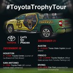 Dont forget the #toyotatrophytour starts Dec. 30th! Stay tuned for more updates via @BaylorAthletics and @BaylorIMG. http://t.co/uk9xPJbRd7
