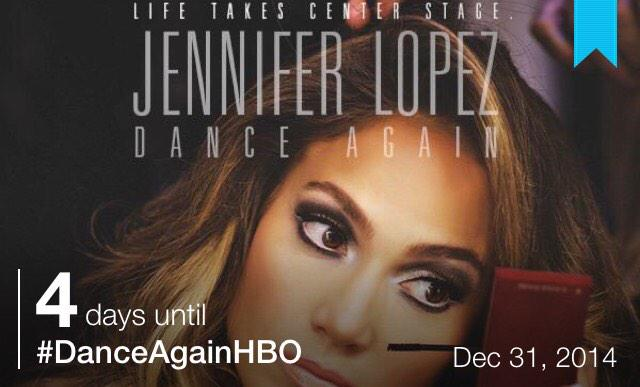 Who's excited for #DanceAgainHBO?? 4 MORE DAYS!!