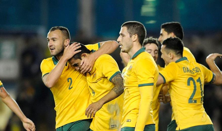 Be there to cheer on the @Socceroos in January! To book flights visit