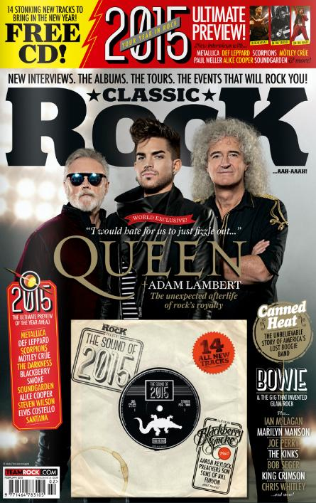 ISSUU - Classic Rock Issue 206 by http://t.co/0h9TTKAiYJ On Sale 31st December 2014 http://t.co/Ugbf86qvqx (Preview) http://t.co/OQA0gVTTXA