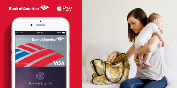 Bank of America + #ApplePay. For everyone with enough on their hands. #dontfumble: http://t.co/XDl57nVXGM http://t.co/1Qu74ACDOX