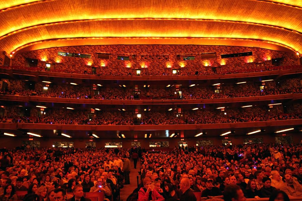 On This Day in NYC's History: Radio City Music Hall Opens http://t.co/zJ0BPgVSAu