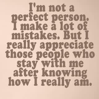 I am not a perfect person http://t.co/CcvSxDxhD1