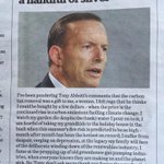 Trading our future for a handful of silver   Via Letters @theage  #auspol #climatechange #deniers http://t.co/FNZEzqVXwY