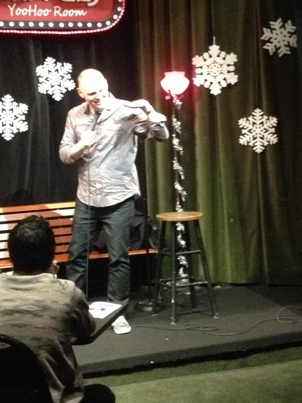 And thank you @billburr for dropping by @FlappersComedy http://t.co/yztLC62SJm
