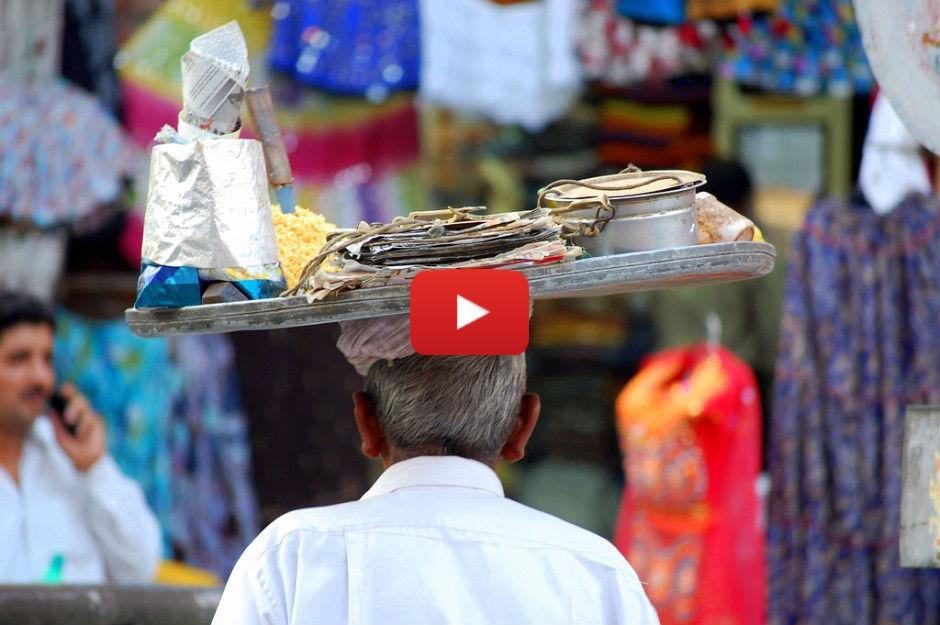 24 hours of food in India [vid]
