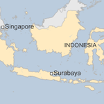 Flight route of missing @AirAsia flight #QZ8501 - MORE: http://t.co/YHvRi0aa5m http://t.co/gZx8DvES9E