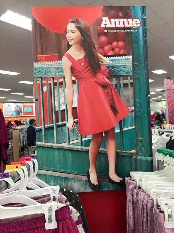 Excuse me @Target what message are you sending with this image? #AnnieMovie #diversity Who is responsible for this? http://t.co/RFJM8Bq2kp