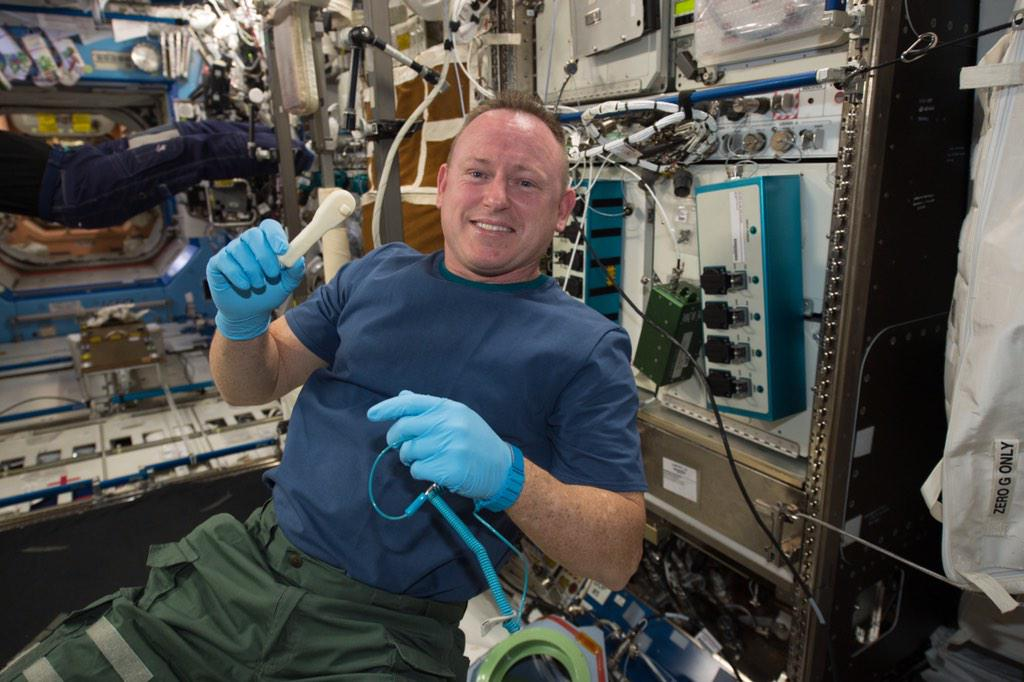 Here's the #3Dprinted ratchet wrench aboard @Space_Station that you can print, too! http://t.co/0hjQoHI2qD http://t.co/WbCPwiWlQZ