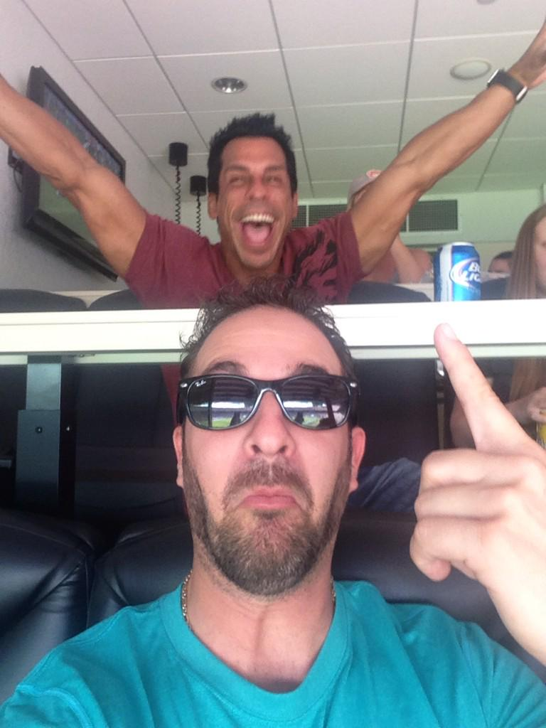 So @dannywood - who do you cheer for when your team has nothing to play for in week 17? GO DOLPHINS! @JoyTaylorTalks http://t.co/rUVdnGRUcU