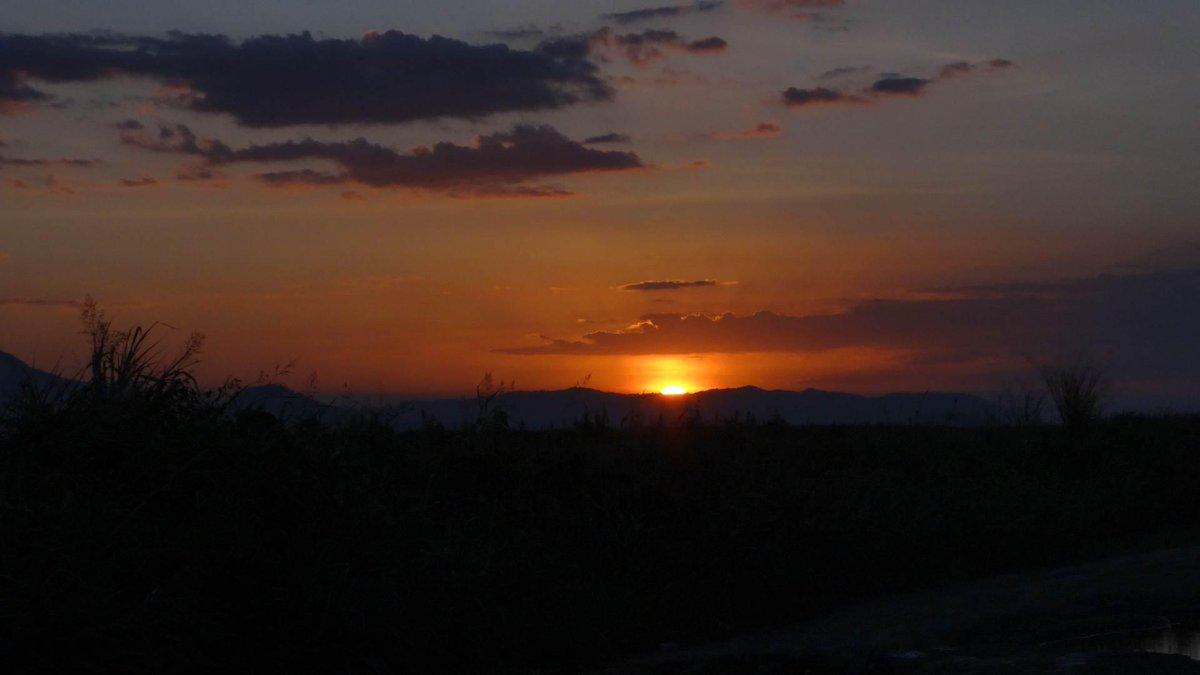 Colores de navidad en el cielo tropical #sunset #photography @RUTAS_4WD @hacerfotos @AbdullahSaylam http://t.co/RKvmalLi3q