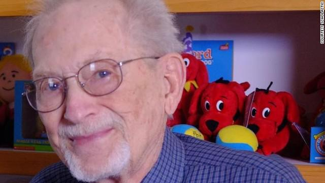 RIP Norman Bridwell, Creator of 'Clifford the Big Red Dog. http://t.co/dFgvPEQc0d/s/8bKp http://t.co/m9phwfSM7D/s/OCR8