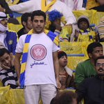 Its time to wish good luck to our friends @AlNassrSaudiFCe who play Al Shabab tonight! http://t.co/UfOOIwwdar