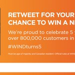 WIND #BirthdayGift! RT this post in the next 5min for a chance to win the 29th #Nexus 6! http://t.co/4oNSGV5aPJ