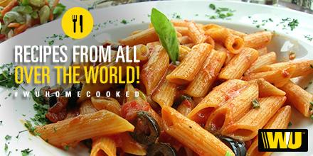 What flavors remind you of home? Share them by using the hashtag #WUHomeCooked. http://t.co/NglEWckBi3 http://t.co/RuyXGyz7gp