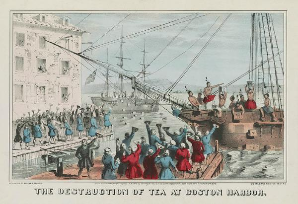 Today is the 241st anniversary of the Boston Tea Party! http://t.co/4RAqbFIsnx http://t.co/tM1cBEqZYv