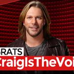 #CraigIsTheVoice http://t.co/YJeC9QKLGj