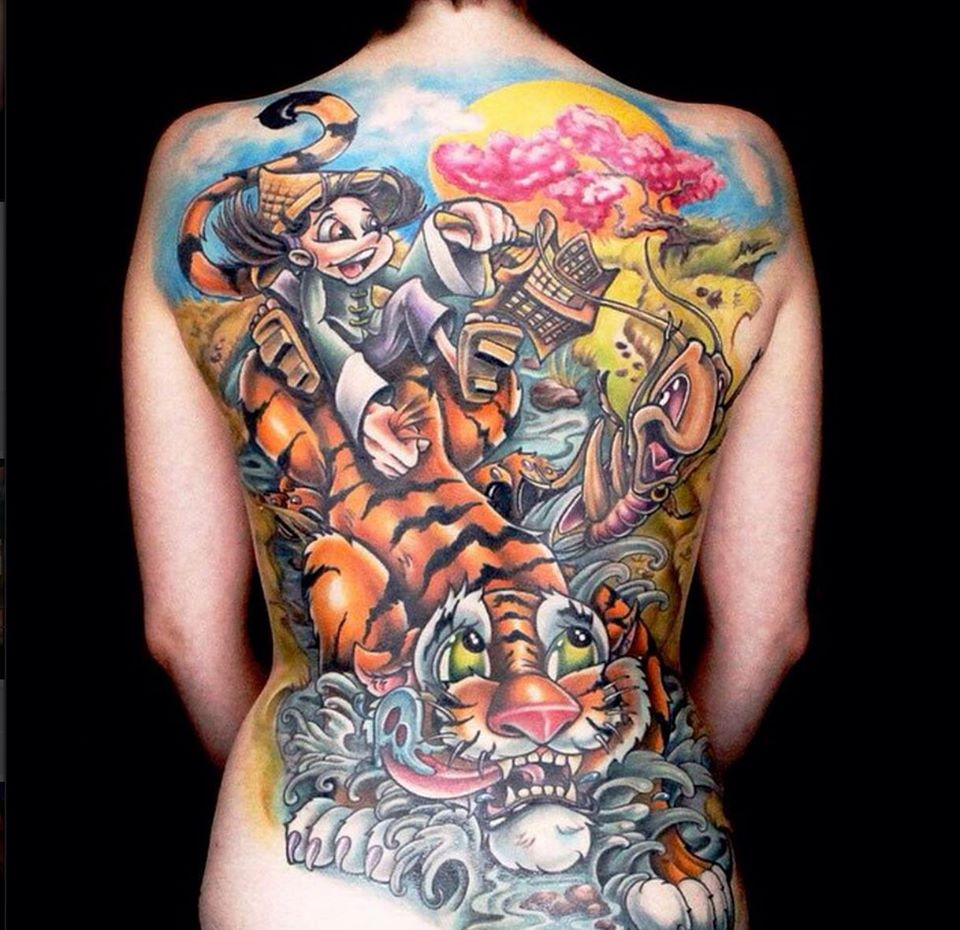 Here's the winning tattoo from tonight's #InkMaster finale!  #NoSpoilers #InkRivals #InkWinner http://t.co/egqfcwwZsY