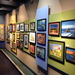 #SanDiego Must-Do: RT @Birch_Aquarium: Visit the beautiful exhibit of our Coastal Art & Poetry Contest thru 1/19/15! http://t.co/TkhSUyhTcY