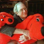 'Clifford the Big Red Dog' author Norman Bridwell dies at 86: http://t.co/yQ2PsV88A4 http://t.co/e3otrE1MLW