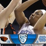 .@oregonstatewbb goes to Chapel Hill and makes a statement. Full coverage: http://t.co/yXFXBs7dc4 http://t.co/b4z22C46t8