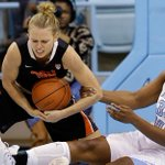 No. 16 @OregonStateWBB grabs a signature road win at previously undefeated No. 6 @UNCwbb: http://t.co/K9nago5TAf http://t.co/vZORmekYHB
