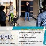"CONGRATS to @OaklandDigital @ODALC ""Education"" Finalist for The East Bay Innovation Awards 2015! #InspireOakland RT! http://t.co/qMSnhj895S"