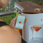 Meet the Somabar, a home bartending robot with class http://t.co/bKGsy957YG