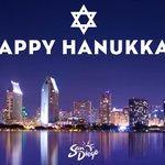 #Chanukah Sameach or Happy #Hanukkah from #SanDiego! http://t.co/xdngJ3U6aL