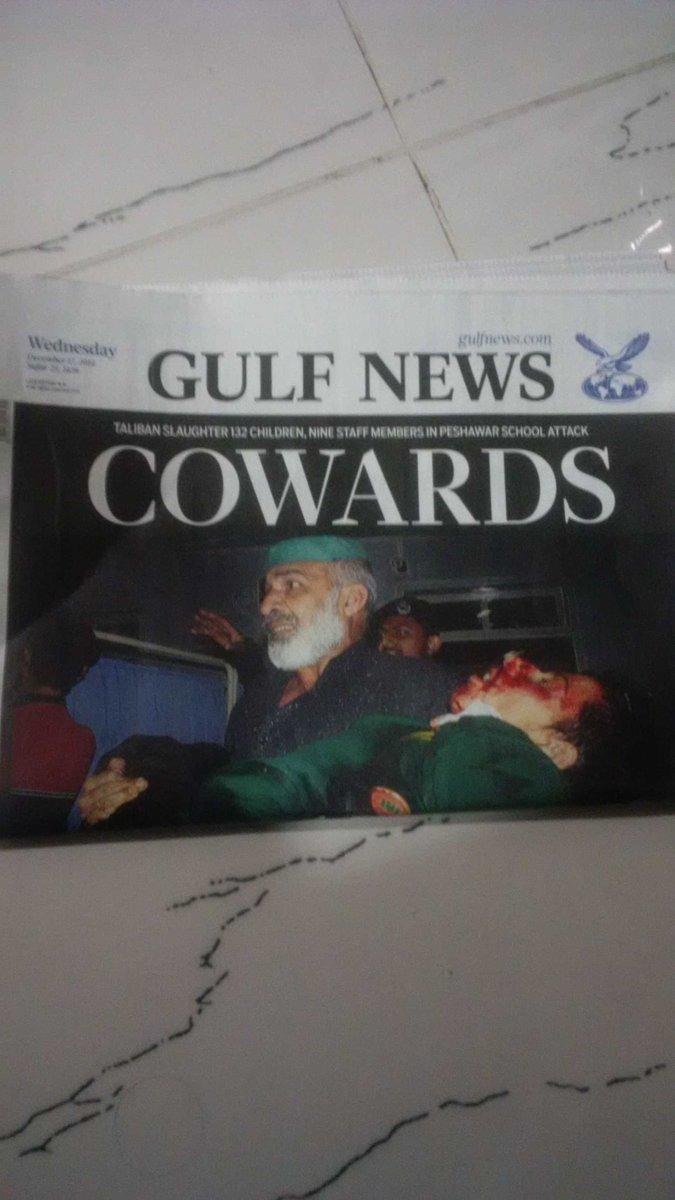 Page 1, Gulf News http://t.co/UxDGcTNH5j