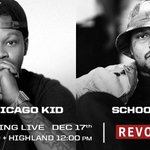 #LA Live performance by @BJTHECHICAGOKID & @ScHoolBoyQ TODAY for #REVOLTLive. FREE tix - http://t.co/7sd81gQHlI http://t.co/FKeOHOvcuR
