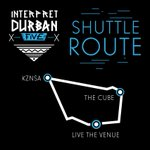 Dont forget to make use of our FREE SHUTTLE running on the night of #ID5 .It starts at the KZNSA on Bulwer Rd at 6pm http://t.co/svqMh4QIpL