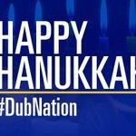Happy Hanukkah, #DubNation! http://t.co/kMHFGhS8PW