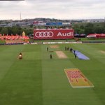 A new piece of signage at SA Cricket Grounds on our TV screens coming up this morning @OfficialCSA @audisouthafrica http://t.co/dx5qGjfMBk