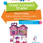 Stand a chance to #WIN this @FisherPrice #MinnieMouse House by simply RTing & following us and @ToysRUs_ZA. http://t.co/GvUCx4RrCn
