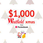 Win $1000 @WestfieldAU giftcards from Pocketbook. Spend local instead of online this xmas! https://t.co/jUxkLWB9XA http://t.co/rxmw0A6Bhy