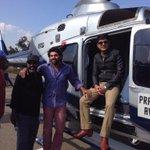 RT @Actorarya_FC: #Purampokku location stills!  @arya_official_ @shaamactor @PurampokkuMovie @Dhananjayang