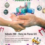 Este sábado recuerda que todos vamos al Reloj de Flores para conseguir #ReyesparaTodos #solidaridad http://t.co/BPgsj8DJcu
