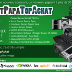 Concours #PetitPapaTopAchat   On continue avec le #lot16 à 1379 € !  Pour participer, RT + Follow @TopAchat :-) http://t.co/uBw9IITNYN