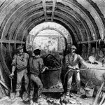 #OnthisDay in 1890 the @northernline opened - the first deep tube, electric railway in the world http://t.co/Nu62feqVCF