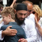 Dont know who took this. Martin Place. Makes my heart and head feel better. Ni ni. #illridewithyou http://t.co/nQz3umau2E