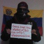 #MundoMCBO - Vía: VuelveVzlana: RT Maracaibo222: General Angel Vivas Gral_Vivas_P #Maracaibo esta contigo......... http://t.co/uQTp7WfP5X