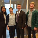 At the Trans-Atlantic Education Forum with @mmowinckel @SchwiTwit & Julie Furuta-Toy from @usembassyoslo Great talk! http://t.co/kh4oxjvluV