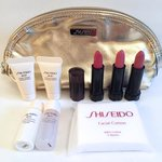 #SparkleWithJoy! We're gifting 25 of these travel sets today! RT & follow @DaveLackie & @Shiseido_Canada to enter. http://t.co/qU3ar4kjVT