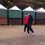 @Bournemouthecho @afcbournemouth @AFCBusiness doesnt Stevie G look nervous walking along the prom? He should be http://t.co/OeSVICGOsT