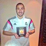 Man of the match, merci à tous, gracias a todos, thank you all !!! @realmadrid #MundialDeClubes http://t.co/toPd8jQiim
