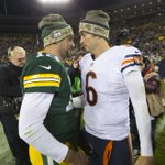 #Packers QB Aaron Rodgers supports #Bears QB Jay Cutler in wake of Aaron Kromer incident: http://t.co/gzNosX6DC4 http://t.co/pVFuDAOH01