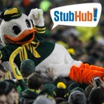 The Ducks are going to the Rose Bowl! RT for a chance to win a $100 gift card from @Stubhub! #OnlyGoodSurprises http://t.co/1Uscmkq44s