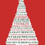 "MT ""@MeanwhileinCana: The 12 days of Christmas (Harper-style)Pass it on! #CdnPoli #MeanwhileinCanada http://t.co/Zxou7FBiuR"" #fuckinrights"