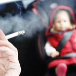 Smoking in cars with children in to be banned from October 2015. Great idea or nanny state? #worthing http://t.co/R2AQDFkebm